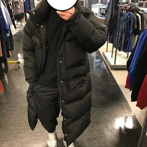 Other - Oversized Unisex Down Black Jacket